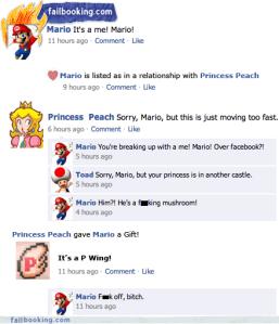 Mario Failbook