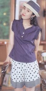 1992-ben a Perfume album fotózásán