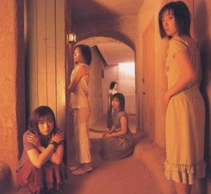 Sok-sok Megumi a VINTAGE A album borítón - 2000