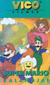 Super Mario Kalandjai