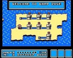 9. világ aka. Warp Zone