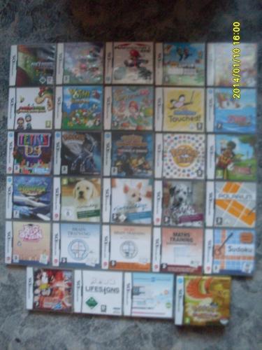 DS játékaim