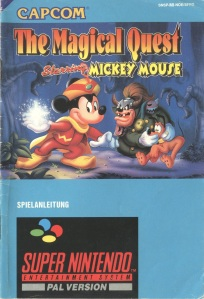 The Magical Quest: Starring Mickey Mouse