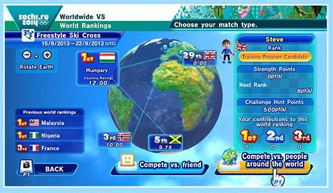 Worldwide VS