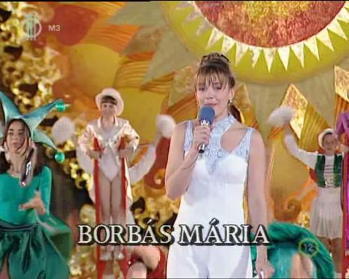 JSF 1997 Borbás Mária
