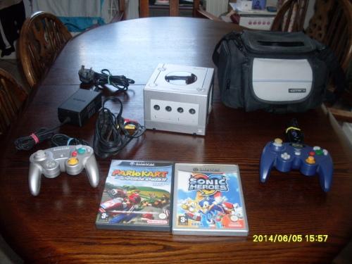 Platinum Nintendo GameCube