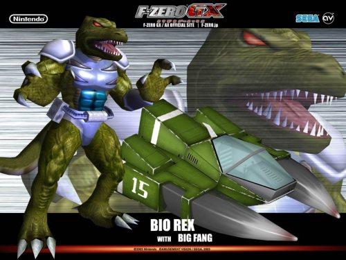 Bio Rex háttérkép