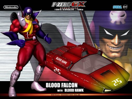 Blood Falcon