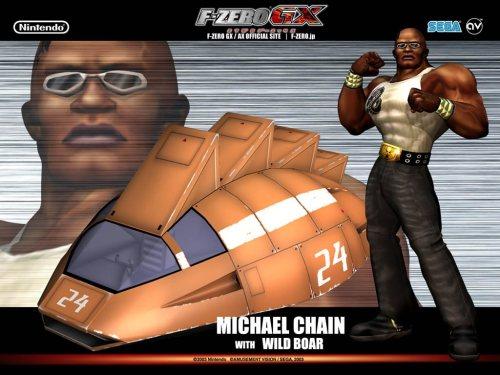 Michael Chain