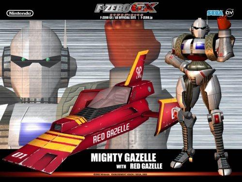 Mighty Gazelle
