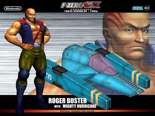 Roger Buster
