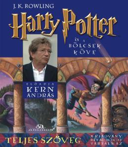 Harry Potter 1 hangoskönyv
