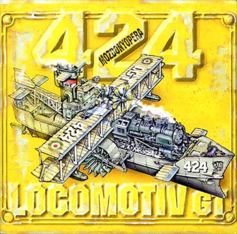 LGT - 424 Mozdonyopera