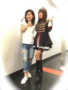 Hayashibara Megumi & Okui Masami