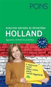 PONS Holland nyelvtan röviden és érthetően