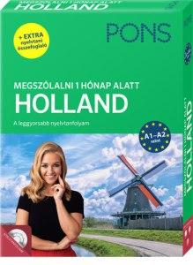 PONS Megszólalni 1 hónap alatt Holland