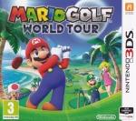 Mario Golf World Tour cover