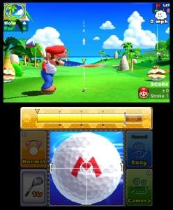 Mario Golf World Tour I