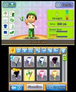 Mario Golf World Tour III