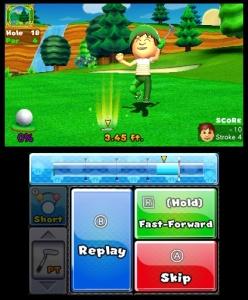 Mario Golf World Tour IV