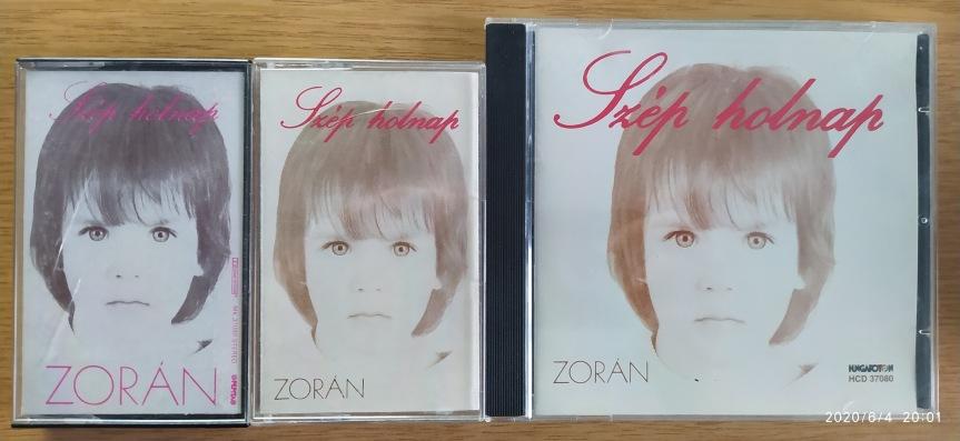 Zorán: Szép holnap albumkritika